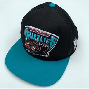 Vancouver Grizzlies Mitchell and Ness Hat